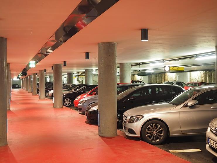 car storage unit