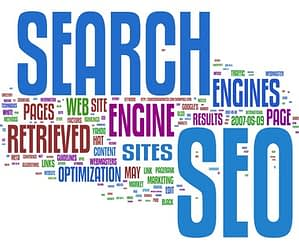Search engine optimization words