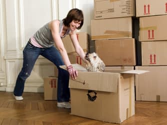 Preparing to Move House