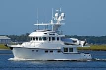 yacht in water 1